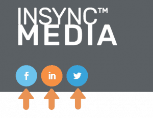 Use social media links to boost exposure to your content.